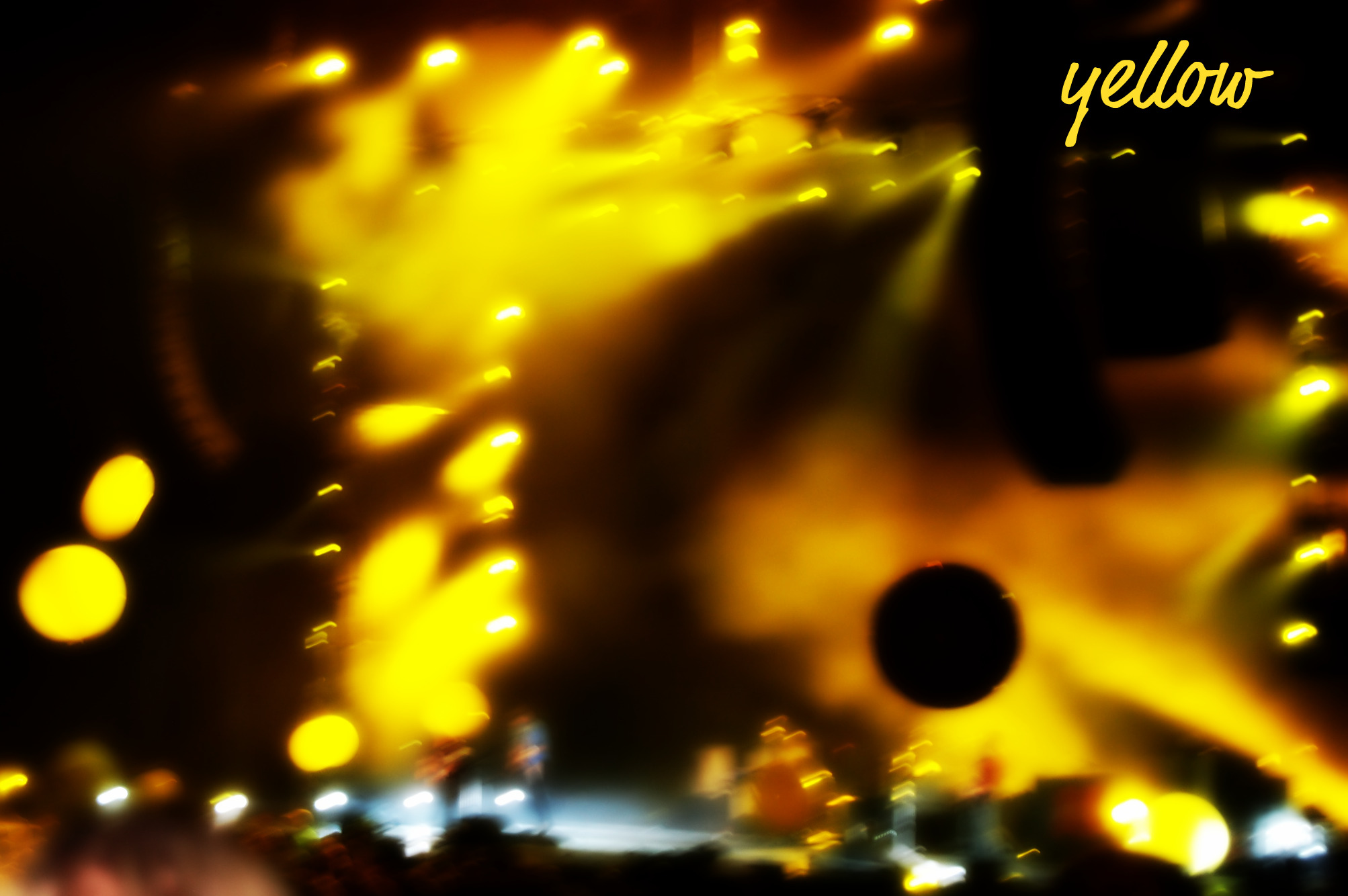 yellow by coldplay Coldplay lyrics - find all lyrics for songs such as yellow, the scientist, paradise at lyricsfreakcom.